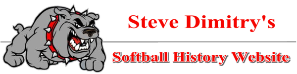 Softball History USA